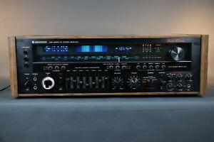 KENWOOD SUPER ELEVEN monster Stereo Receiver from HIFI Vintage