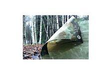 """Bâche 3.5 m x 5.4 M (Env. .12 """"x 18') Camouflage Imperméable bâche couverture"""