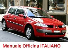 RENAULT MEGANE II Seconda Serie (2002/2010) Manuale Officina Riparazione