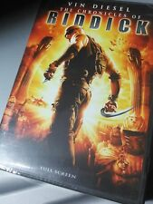 The Chronicles of Riddick (Fullscreen), New Dvd, Vin Diesel,