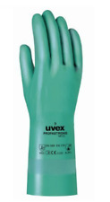 uvex Nitril- / Chemikalienhandschuh - hochwertiger Schutzhandschuh