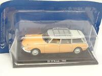 UH / Norev Presse 1/43 - Citroen DS ID 19 Break 1960 Saumon