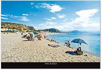 CARTOLINA BEACH SEA SPIAGGIA DI TONO A MILAZZO SICILIA SICILY POSTCARD