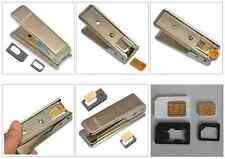 Cortador nanosim alta calidad con adaptador de nano-micro y nano a sim envio gra