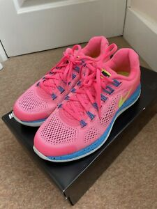 NIKE ID LUNAR GLIDE Women's Stability Road Shoe UK 6 BNIB