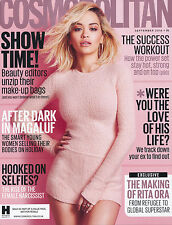March Monthly Cosmopolitan Magazines for Women