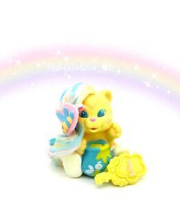 ⭐️ Keypers ⭐️ Vintage Tonka Honey Baby Bear Complete w/Accessories!