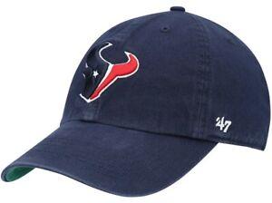 Houston Texans '47 Brand NFL Navy Franchise hat cap size X-Large XL