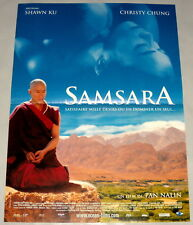 SAMSARA Pan Nalin Shawn Ku Himalayas Tantrism Christy Chung SMALL French POSTER