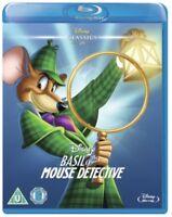 Nuevo Basil The Great Ratón Detective Blu-Ray