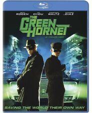 Green Hornet Blu Ray Movie - Brand New Fast Ship - (00-DVD-19 / DVD-02)