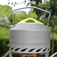 Kits kelly kettle Estufa 1.2 Litro Té Alu Etc /'Explorar/' Acampada Tetera