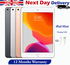 Apple iPad Mini 16 32 64GB Wi-Fi & Cellular 7.9in Tablet Black or White Various
