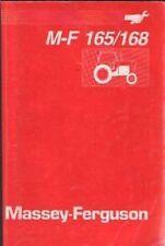 MASSEY FERGUSON TRACTOR MF165 MF168 WORKSHOP SERVICE REPAIR MANUAL 165 168