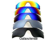 Ersatzglas für Oakley Radarlock Path Sonnenbrille Schwarz & Grau & Blau & Grün &