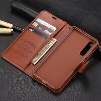 Magnetic Flip stand Card Leather wallet + TPU Case Cover For Huawei Phone Case