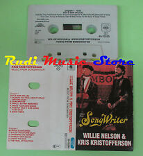 MC WILLIE NELSON & KRIS KRISTOFFERSON Songwriter 1984 holland no cd lp dvd vhs
