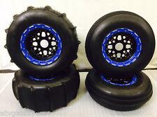 "DWT STI Beadlock Sand Drifter Paddle Tires 14"" Front Rear Yamaha YXZ 1000R 1000"