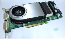 nVidia Geforce 6800 Ultra 256mb AGP Graphics Card For Apple PowerMac G4 / G5