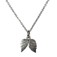 Sass & Belle Sweet Angelic Wings Metal Necklace Love Friendship Sentimental Gift