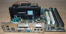 MSI ms6126 ATX Scheda madre 266 MHz Pentium 2 128 MB SCHEDA MADRE Isa AGP rs232 ATI