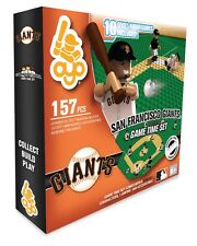 SAN FRANCISCO GIANTS OYO GAME TIME FIELD SET 10 FIGURES INFIELD OUTFIELD 157 PCS