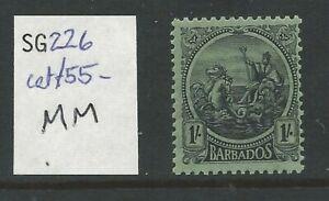 BARBADOS KGV Sg226 mounted mint - Catalogue value £55