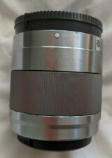 Used Sony E-mount 50mm f/1.8 Lens