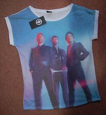 BNWT Sz 12 or 22 or 24 Take That TT T-shirt Printed Band Gary Mark Howard