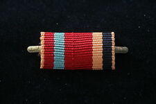 "Soviet Ribbon Bar Medal 1975 30 Years Victory in WW2 Crimea 1/2"" Large"
