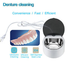Automatic denture ultrasonic cleaner home use 5 minutes deep cleaning CE-2200
