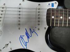 Orianthi Panageris Hand Signed Autographed Electric Guitar M Jackosn GV 880468