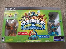 SKYLANDERS SWAP FORCE Sony PS3 Starter Pack Playstation 3 - Game + 3 Figures