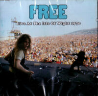 "FREE ""Live At The Isle Of Wight 1970"" (Soundboard) (RARE CD)"
