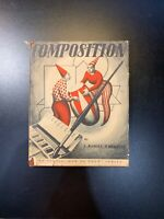 Composition by J. Ramsey wherrett 1946 First Editon How to draw series