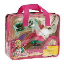 New - Barbie Shakespeare Youth Girl Kids Fishing Kits Purse Bag *New*