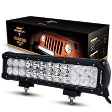 "Auxbeam Led Light Bar 12"" 72W Cree Led Light 24pcs 3W Cree Driving Light Comb."