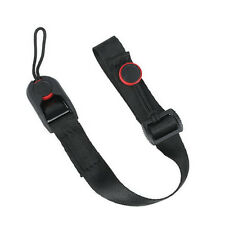 Quick Release Camera Cuff Wrist Strap for DSLR SLR GoPro Hero 4/3+/3/2/1 Black