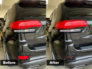 Crux Moto Bumper Reflector Tint 20% Air Release fits Jeep Grand Cherokee 2014+