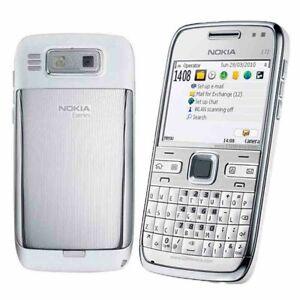 Original Nokia E72 Factory Unlocked 3G 5MP GPS WIFI Smartphone 4Color