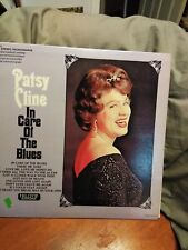Patsy Cline In Care Of The Blues LP Hilltop JS-6072 Vinyl EX (Close To NM) NICE