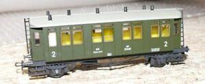G21   Liliput 27312 Personenwagen 25440 BB Österreich 2.Klasse