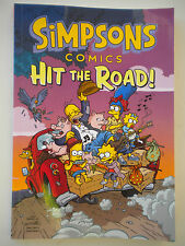 Simpsons Comics Hit the Road! (Simpsons Comic Compilations) by Matt Groening