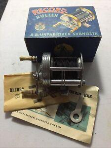 Vintage Record ABU 1700A Fishing Reel