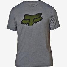 Fox Racing Beat It SS Short Sleeve Tech Tee T shirt mens Heather Grey 23704-185