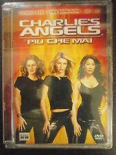 CHARLIE'S ANGELS PIU' CHE MAI - FILM IN DVD ORIGINALE - visitate COMPRO FUMETTI