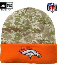 NFL Denver Broncos New Era Digital Camo Knit Beanie Hat Football Hunting