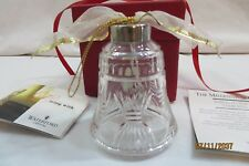 WATERFORD CRYSTAL MILLENIUM COLLECTION BELL  IN  BOX