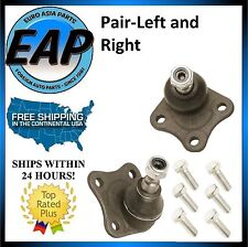 For VW Beetle Golf Jetta 1.8L 1.9L 2.0L 2.8L LFT RT Front Lower Ball Joint NEW