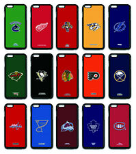 NHL Hockey All Teams Design Apple iPhone Case 03